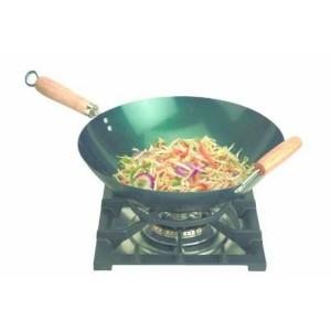 A/092/34義大利ILVE 原裝進口獨立式專業爐鐵板燒用配件-爐鑄中式炒菜架