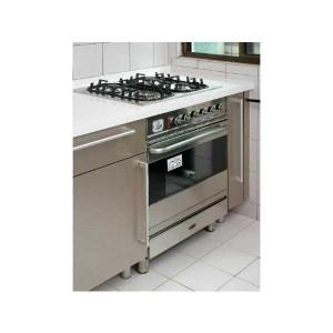 I6640CGGV/I義大利ILVE原裝進口嵌入式四口安全瓦斯爐連烤箱