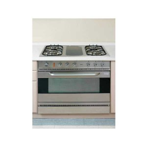 I8640CCGGV/I義大利ILVE原裝進口嵌入式四口安全瓦斯爐連烤箱