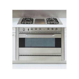 I9640CCGGV/I義大利ILVE 原裝進口嵌入式四口安全瓦斯爐連烤箱