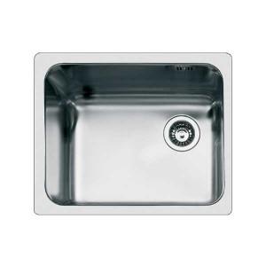 1116 06義大利FOSTER原裝進口不銹鋼平接單槽水槽