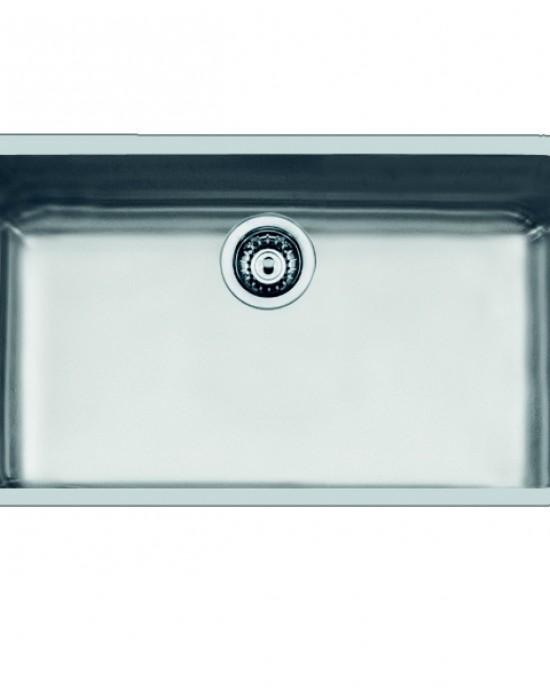 1266 850義大利FOSTER原裝進口不銹鋼下嵌單槽水槽