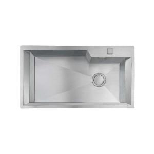1402 000 義大利FOSTER原裝進口不銹鋼平接/上裝單槽水槽 (期貨)
