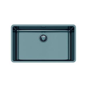 2157 856義大利FOSTER原裝進口不銹鋼下嵌單槽水槽 (期貨)