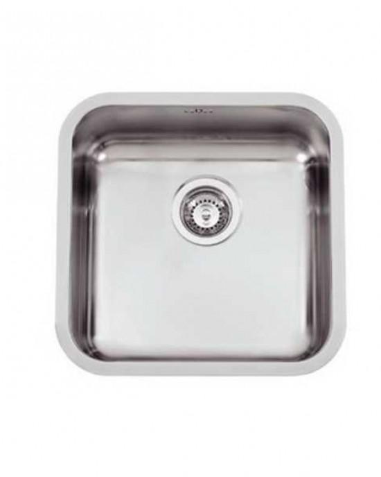 BAHIA葡萄牙原裝進口不鏽鋼單槽水槽(45CM櫥櫃適用)