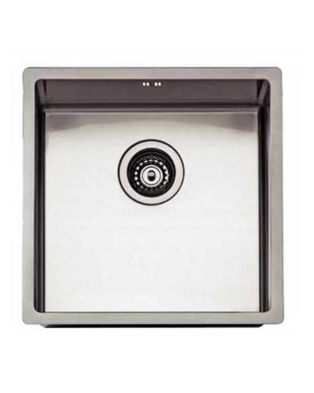 BOX LUX 40葡萄牙原裝進口R角不鏽鋼水槽