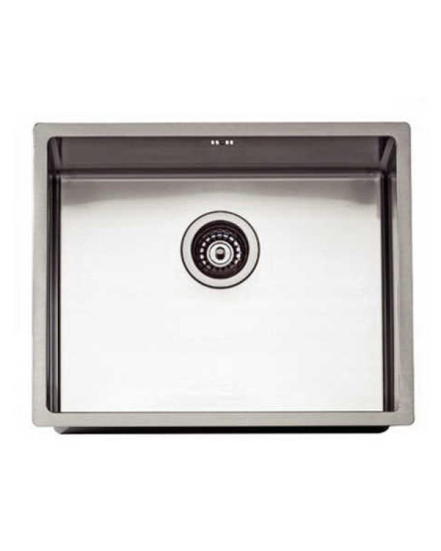 BOX LUX 50葡萄牙原裝進口R角不鏽鋼水槽